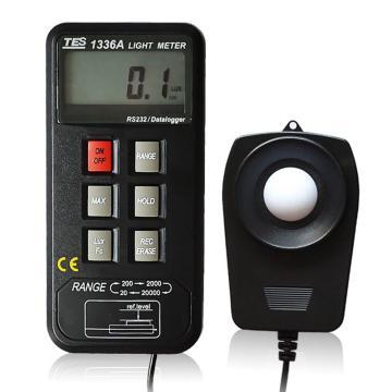 泰仕/TES 数字式照度计TES-1336A