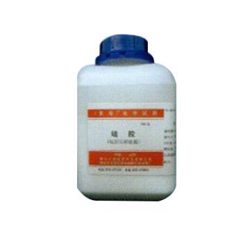 柱层层析硅胶,粒度:300-400目,500g/瓶