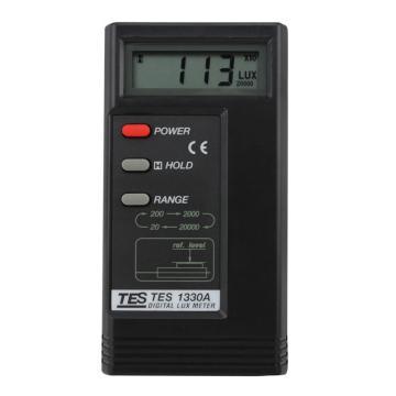 泰仕/TES 数字式照度计TES-1330A
