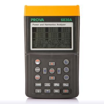 泰仕/TES 绘图式电力及谐波分析仪,PROVA-6830A+6802