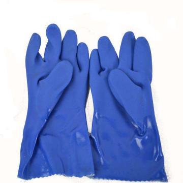 春蕾 PVC防化手套,906,耐油手套 XL