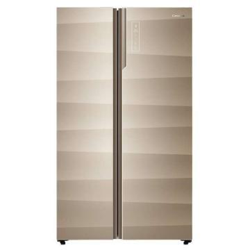 卡萨帝对开门冰箱,海尔,BCD-801WDCA,变频,布伦斯【金】,仅供上海地区