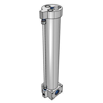 SMC 气液转换器,CCT40-100