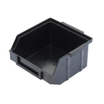 三威 防静电元件盒,130*125*65mm,背挂式,黑色