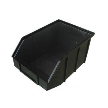 三威 防静电元件盒,198*130*90mm,背挂式,黑色