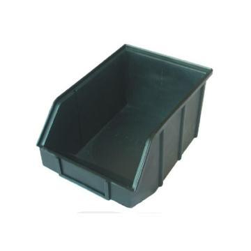 三威 防静电元件盒,233*159*120mm,背挂式,黑色