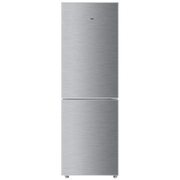 海尔直冷两门冰箱,海尔,BCD-165TMPQ,拉丝P219【银】