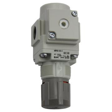 SMC 直动式精密减压阀,ARP20-02-3