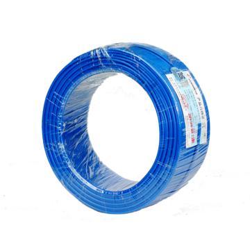 远东 单芯软电线,BVR-4mm2 蓝色
