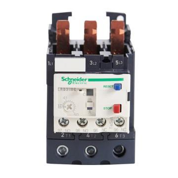 施耐德 热过载继电器,LRD332C