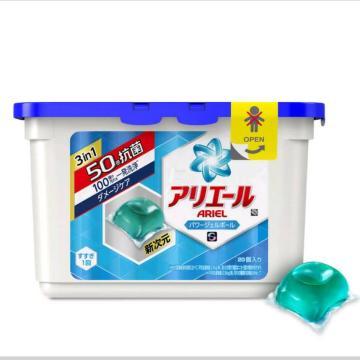 碧浪洗衣凝珠自然清新20颗盒装(胶带)82212684