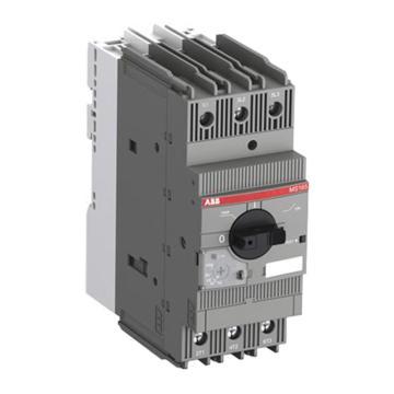 ABB 电动机保护用断路器,MS165-65