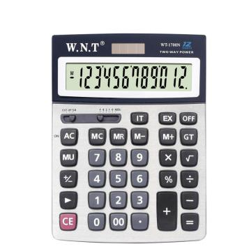 万能通 计算器, WT-1700N 单位:台