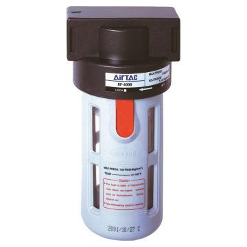 """亚德客AirTAC 过滤器,PT1/2"""",5μm,自动排水,BF4000-A-W"""