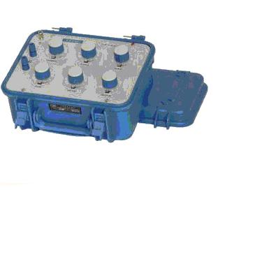 扬州志力 ZX38P/10交直流标准电阻箱