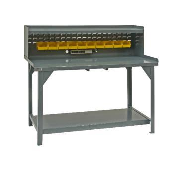 带竖边的工作台,尺寸(mm)宽深高:1829*762*864,承重(kg):1815