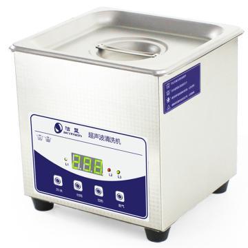 洁盟 数控加温超声波清洗机,容量:1L,超声功率60W,加热功率:100W,JP-009
