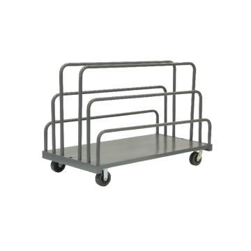可调式板材运送手推车,宽深高:965*610*1146,载重(kg):907