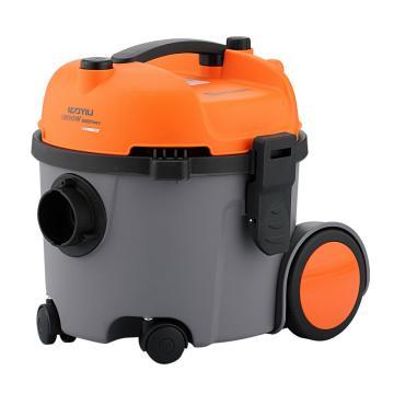 亿力商用吸尘机,干式吸尘器 YLW6218E-10L(桔色)