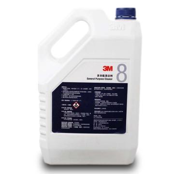 3M 全能清洁剂,1加仑/瓶 单位:瓶