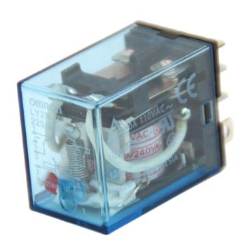 欧姆龙 继电器,LY2-J 8脚 AC100/120V