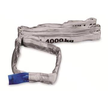 多来劲 圆吊带,圆形吊装带 4T×10m 灰色 ,0514 4512 10