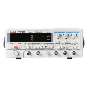 优利德/UNI-T UTG9002C函数信号发生器,带宽2MHz