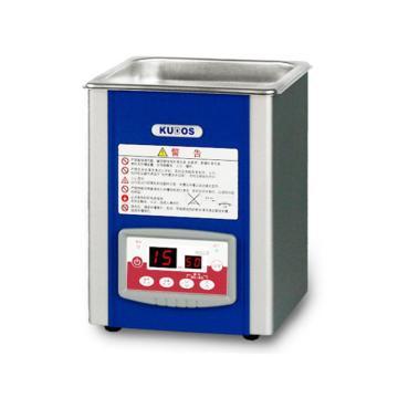 科导 超声波清洗器,频率:35KHz,空积:2L,SK1200GT