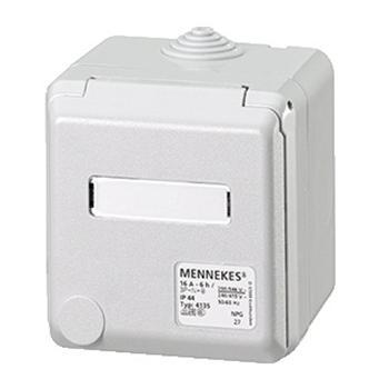 曼奈柯斯/MENNEKES TYPE 4133工业插座