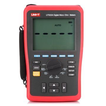 优利德/UNI-T UT620A直流低电阻测试仪