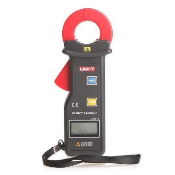 优利德/UNI-T 钳形表,单交流,钳口直径25mm,60A漏电流可测,UT251A