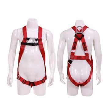 全身舒适型两挂点安全带