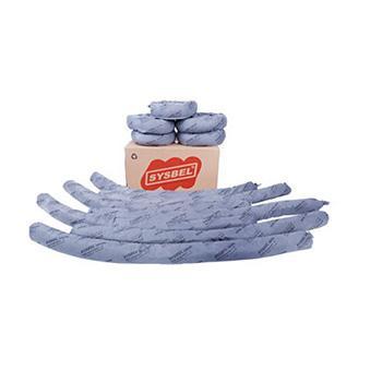 西斯贝尔SYSBEL 通用型吸附棉条,Ø7.6×L120cm,US0001G,12条/箱