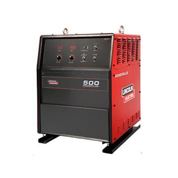 林肯MIG/MAG气体保护焊机POWERPLUS II500,套机(带小车及支架)