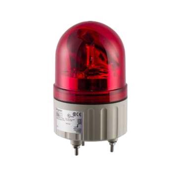 施耐德 旋转声光报警器,不带蜂鸣器,Φ84mm,XVR08J04
