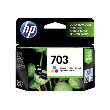 惠普 墨盒,彩色CD888AA703號(適用DJF735D730K109a/gK209a/gPhotosmartK510a) 單位:個