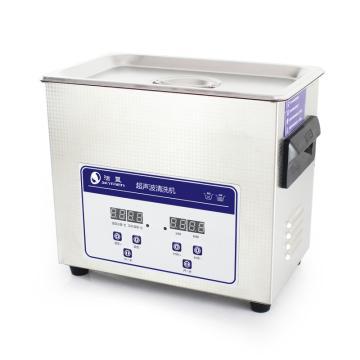 超声波清洗机,数码定时加热控制,容量:3.2L,超声波功率:120W,洁盟