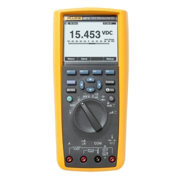 福祿克/FLUKE 真有效值萬用表,四位半顯示,有記錄功能,FLUKE-287/CN