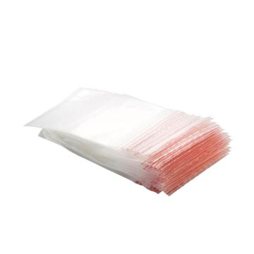 PE自封袋,50x70,双边厚度:8丝,(100个/包)