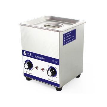 洁盟 超声波清洗机,机械定时加热,容量:2.0L,超声波功率:60W,JP-010