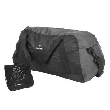 MASCOMMA 旅行/運動折疊收納包, BS00103/BGY 中號 (黑灰) 單位:個