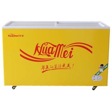 双温玻璃门冷柜,华美 ,SCD-359(铜管产品) ,厂家直发上门