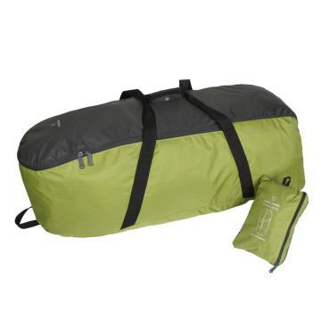 MASCOMMA 旅行/運動折疊收納包, BS00503/GGY 大號 (綠灰) 單位:個