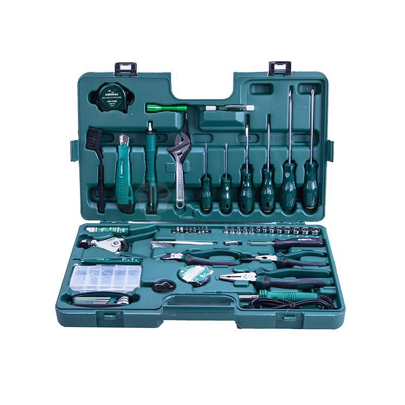 世达电讯工具组套,56件套,09536