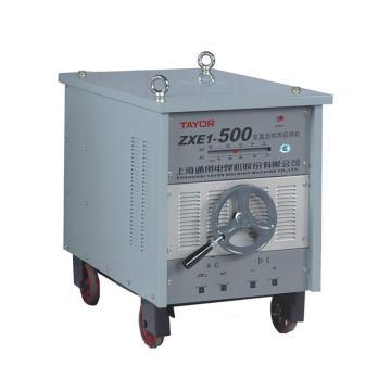 上海通用ZX7-270I直流手工弧焊机,适用220V/380V电源,可接发电机