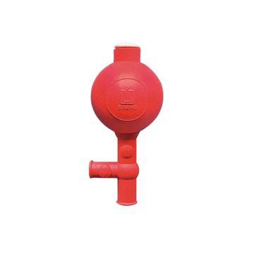 二阀型通用洗耳球,NR,Flip型,最大量程至100ml移液管