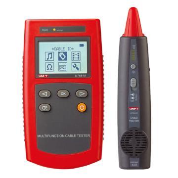 优利德/UNI-T UT681A多功能线缆测试仪