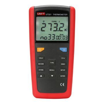 優利德/UNI-T 接觸式測溫儀,UT321
