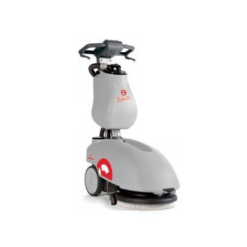 高美(COMAC)洗地机,手推盘刷式全自动 Vispa 35 B