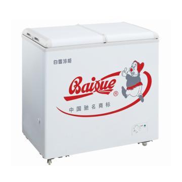 转换型冷冻冷藏箱系列(单室蝶形门),白雪 ,BD/C-161FA,864*529*855